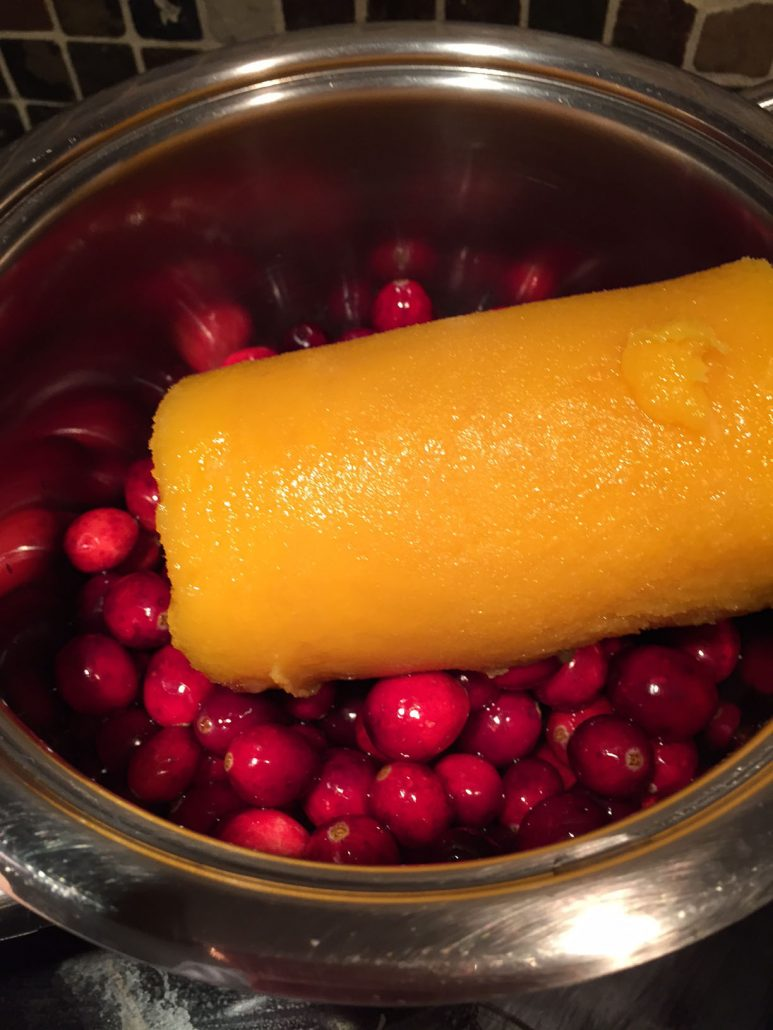 How To Make Cranberry Orange Sauce