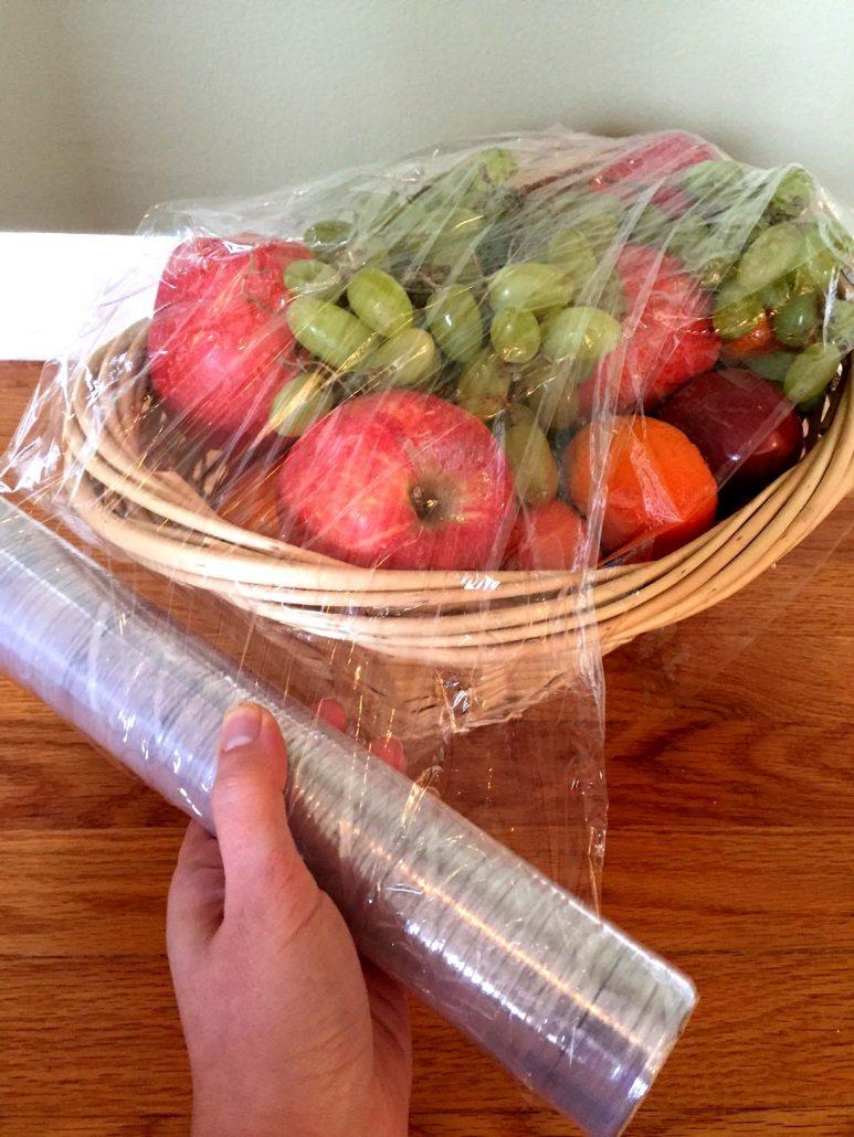 Dyi Fruit Basket Gift