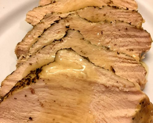 How To Make Crockpot Turkey Breast