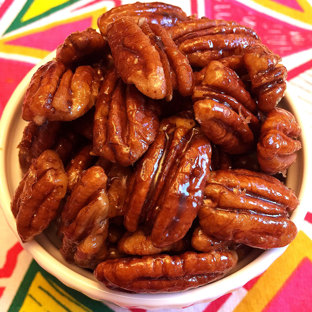 Honey Candied Pecans – Healthy Clean Eating Recipe With No ...