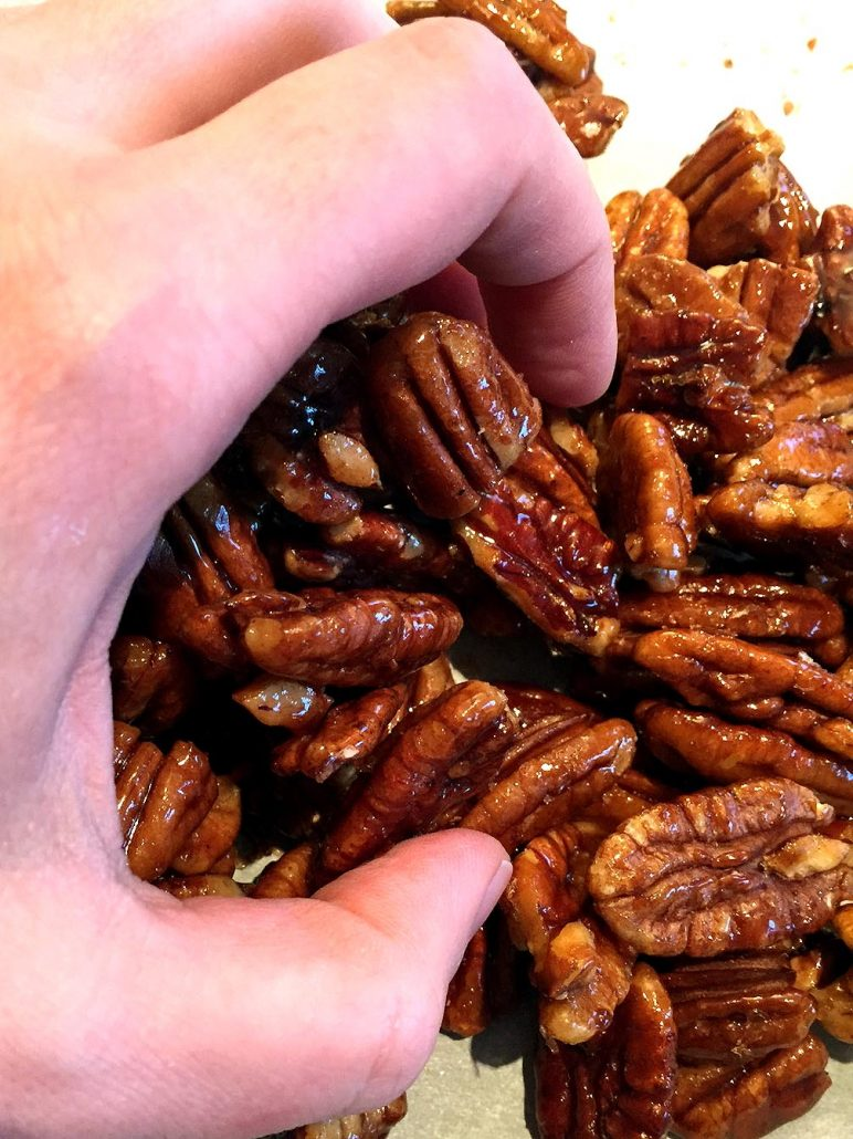How To Make Honey Candied Pecans