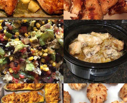 FREE Weekly Meal Plan - Week 39 Recipes & Dinner Ideas