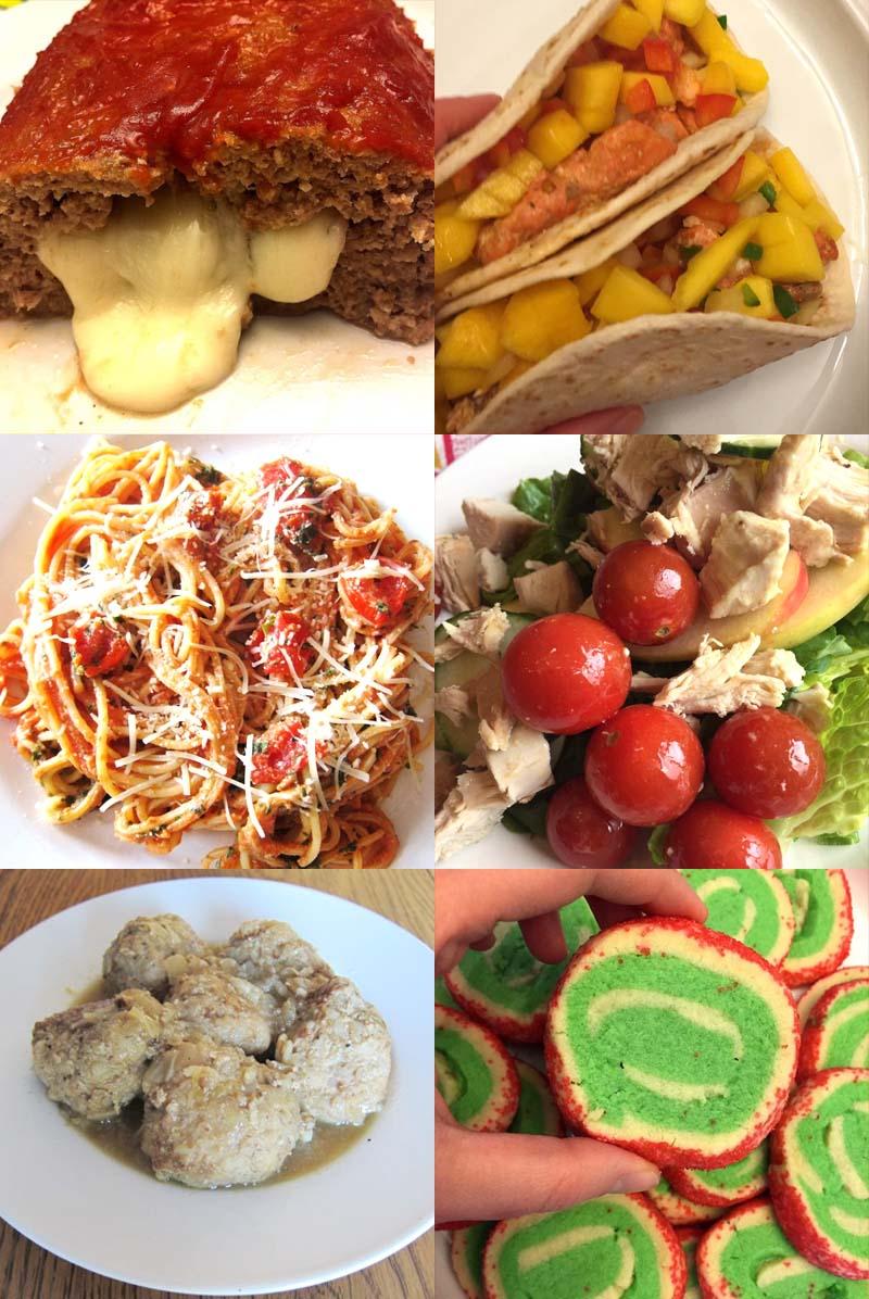 Free Weekly Meal Plan Week 41 Recipes Amp Easy Dinner Ideas Melanie Cooks