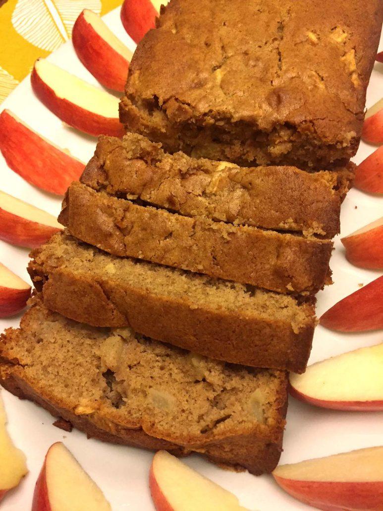 Cinnamon Apple Bread Recipe