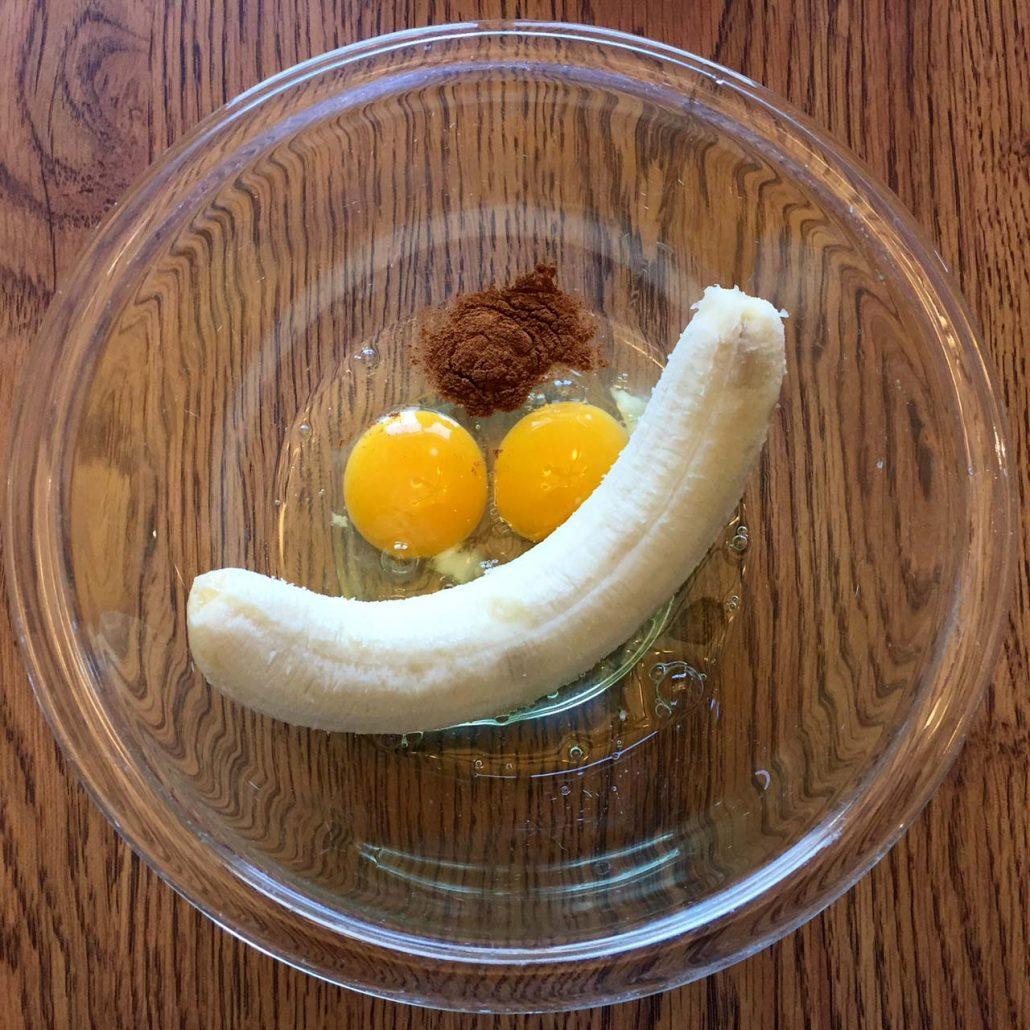 Healthy Gluten-Free Banana Pancakes