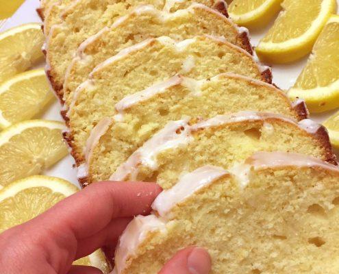 Starbucks Lemon Loaf