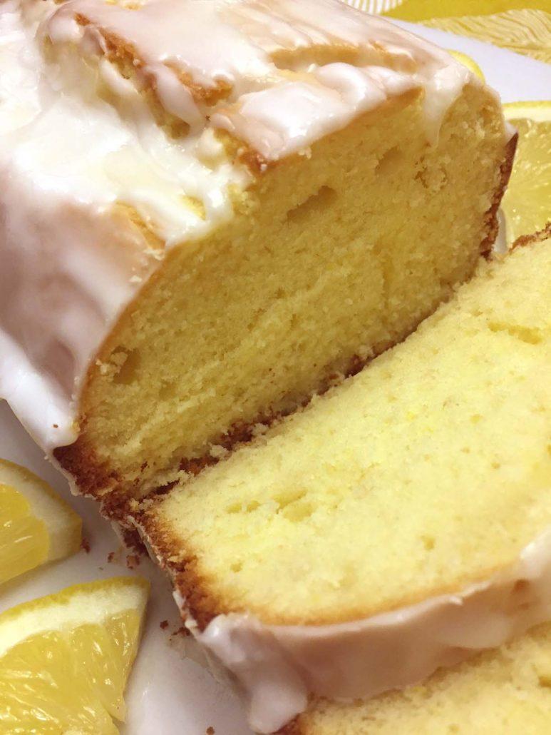 Starbucks Lemon Loaf Copycat Recipe