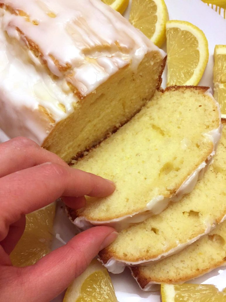 Starbucks Lemon Loaf