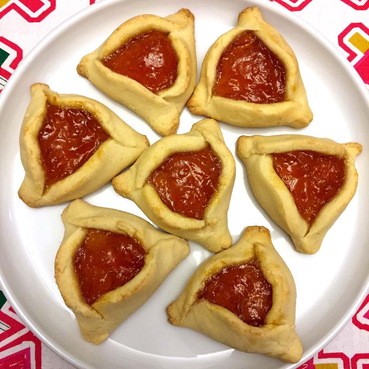 Food recipes purim 10 Traditional