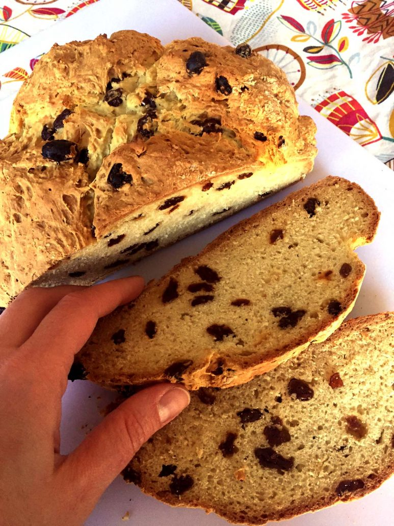 Best Irish Soda Bread Recipe With Raisins