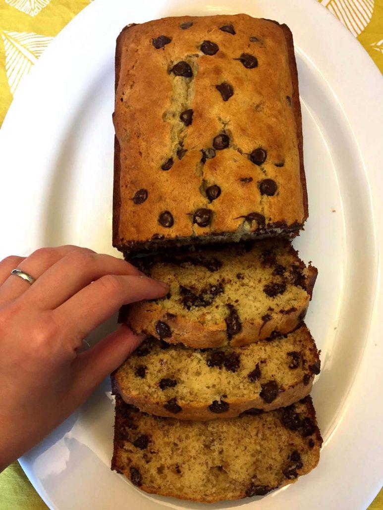 Easy Chocolate Chip Banana Bread Recipe – Best Ever! – Melanie Cooks