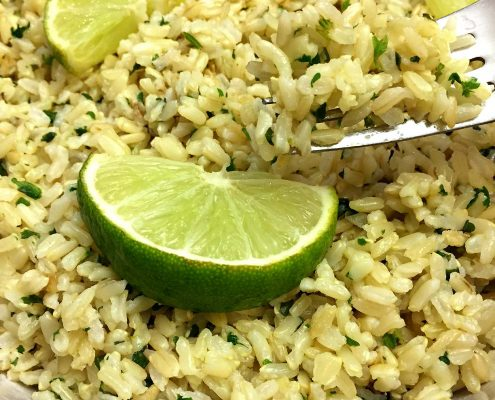 Chipotle Cilantro Lime Rice Copycat Recipe