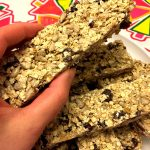 Easy Homemade Nut-Free Granola Bars Recipe