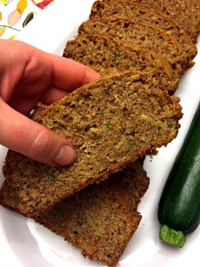 Easy Zucchini Bread Recipe
