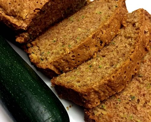 Best Ever Zucchini Bread Recipe