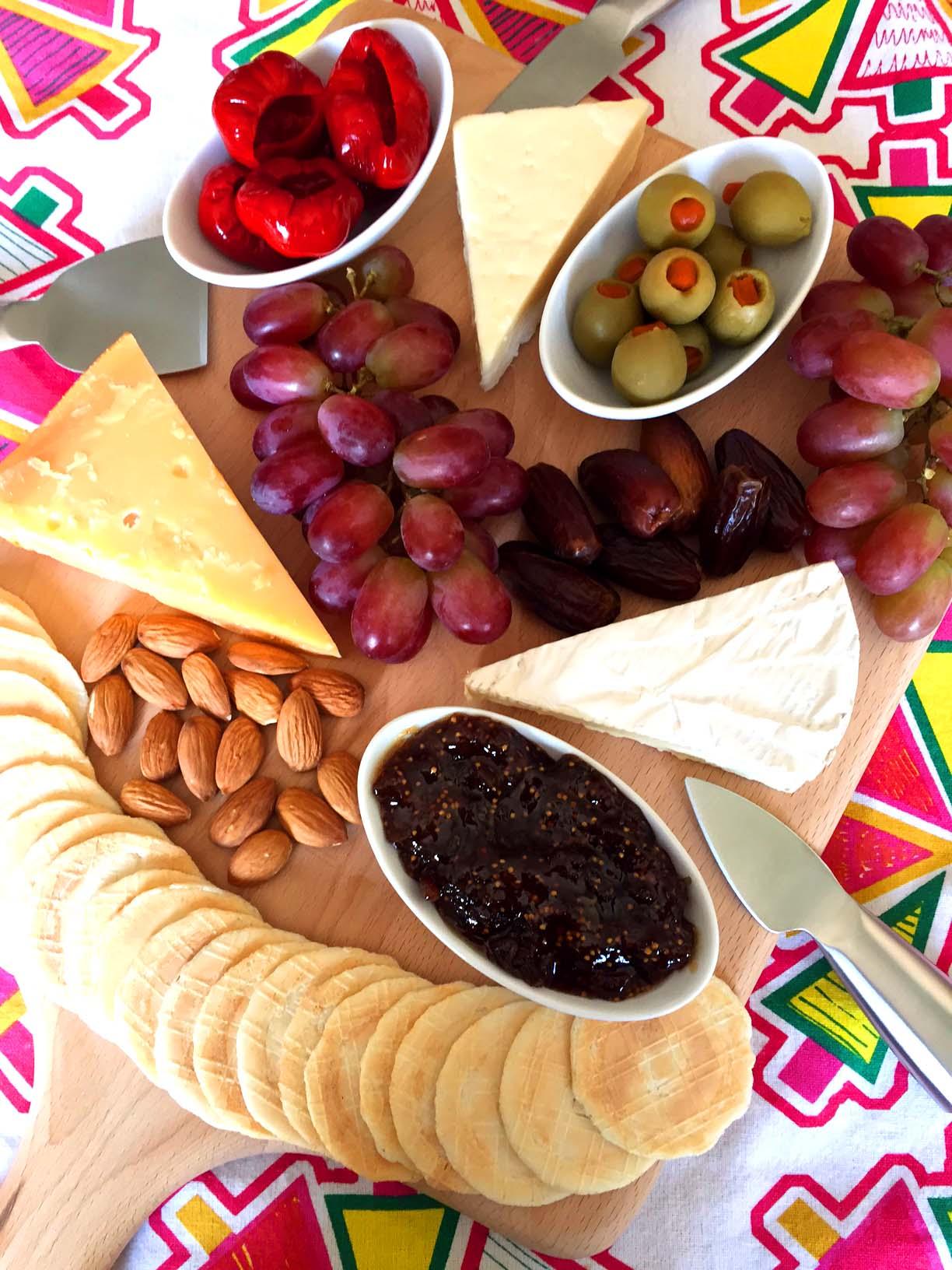 Epic Cheese Board Ideas Best Cheese Cracker Fruit Platter Ever Melanie Cooks