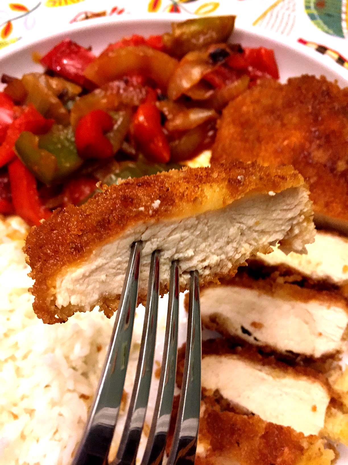 Easy Crispy Pan Fried Breaded Chicken Breast Recipe Best