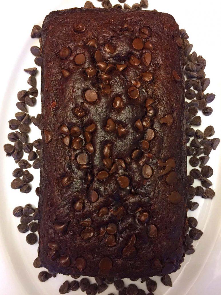 How To Make Chocolate Banana Bread