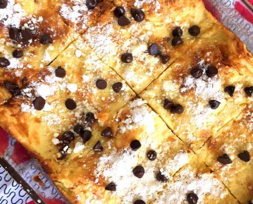 Oven Baked German Pancakes Recipe