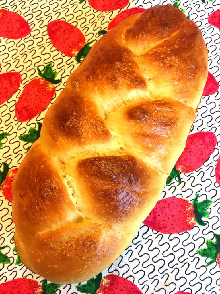Easy Homemade Challah Recipe