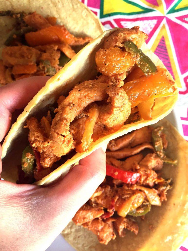 Easy mexican chicken fajitas recipe melanie cooks how to make easy chicken fajitas forumfinder Images