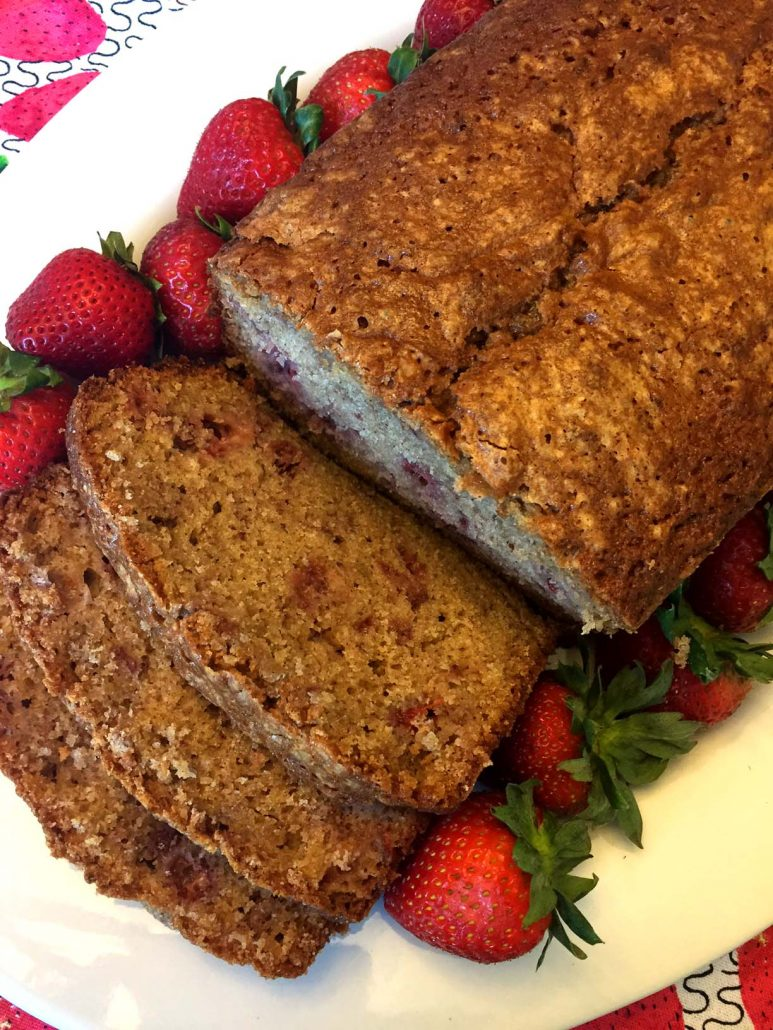 · Strawberry Bread. October 25, Tastes of Lizzy T is a participant in the Amazon Services LLC Associates Program, an affiliate advertising program designed to provide a means for sites to earn advertising fees by advertising and linking to viplikecuatoi.ml5/5(8).