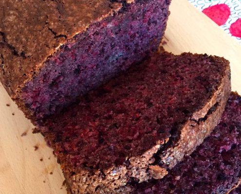 Blackberry Bread Recipe