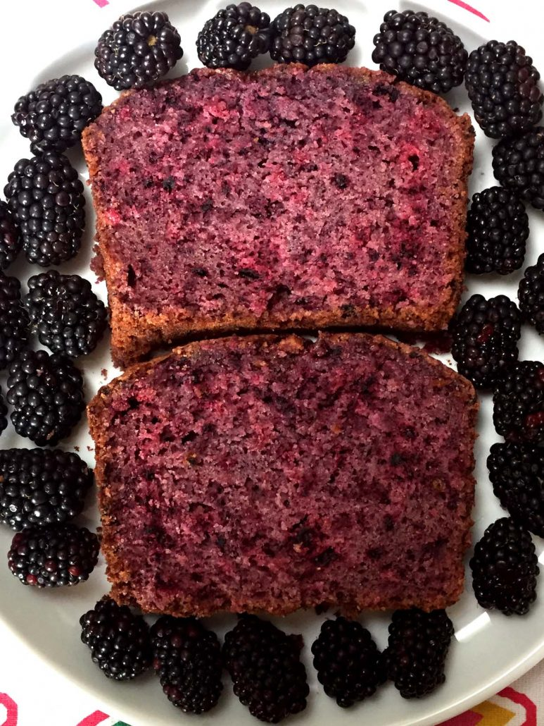 Blackberry Bread