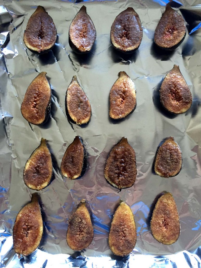 How To Make Roasted Figs
