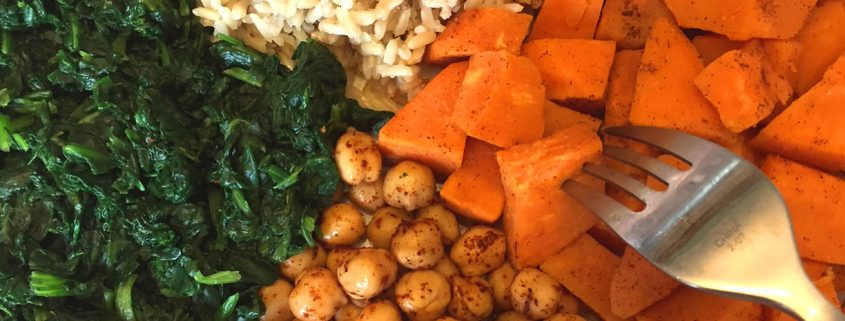 Healthy Vegan Buddah Bowl Recipe
