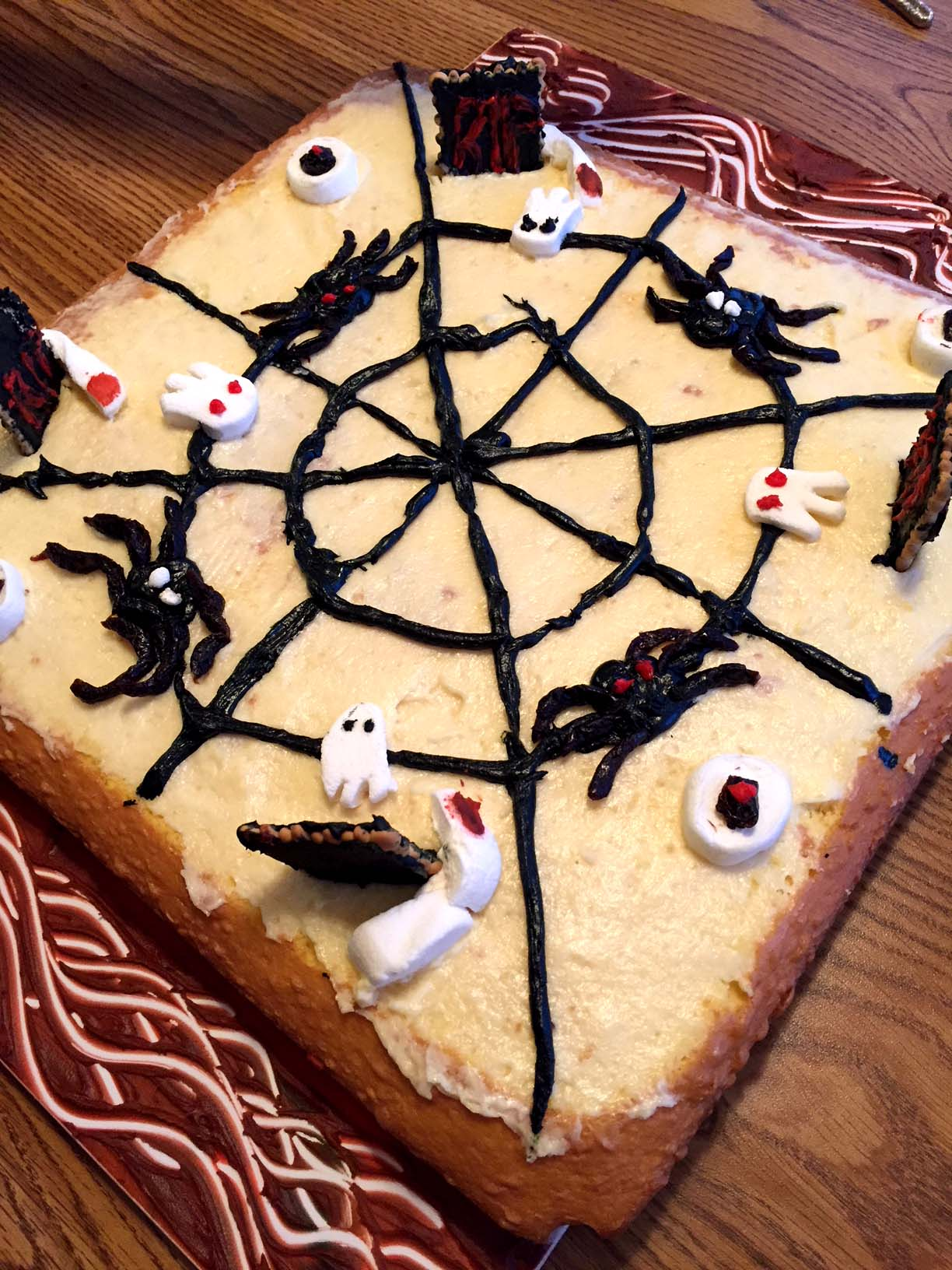 Easy Halloween Cake Decorating Ideas For Spooky Cake ...