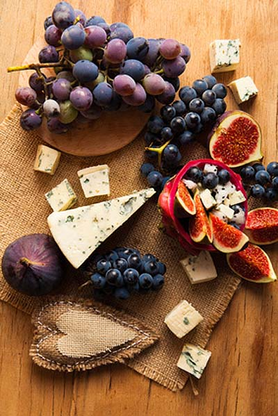 How To Pair Cheese With Fruit
