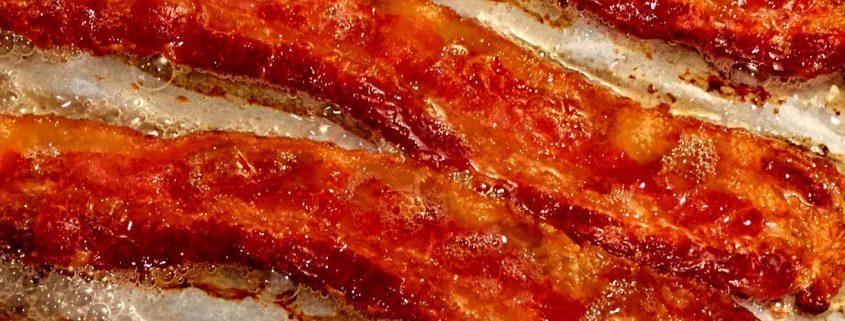 Crispy Oven Baked Bacon Recipe