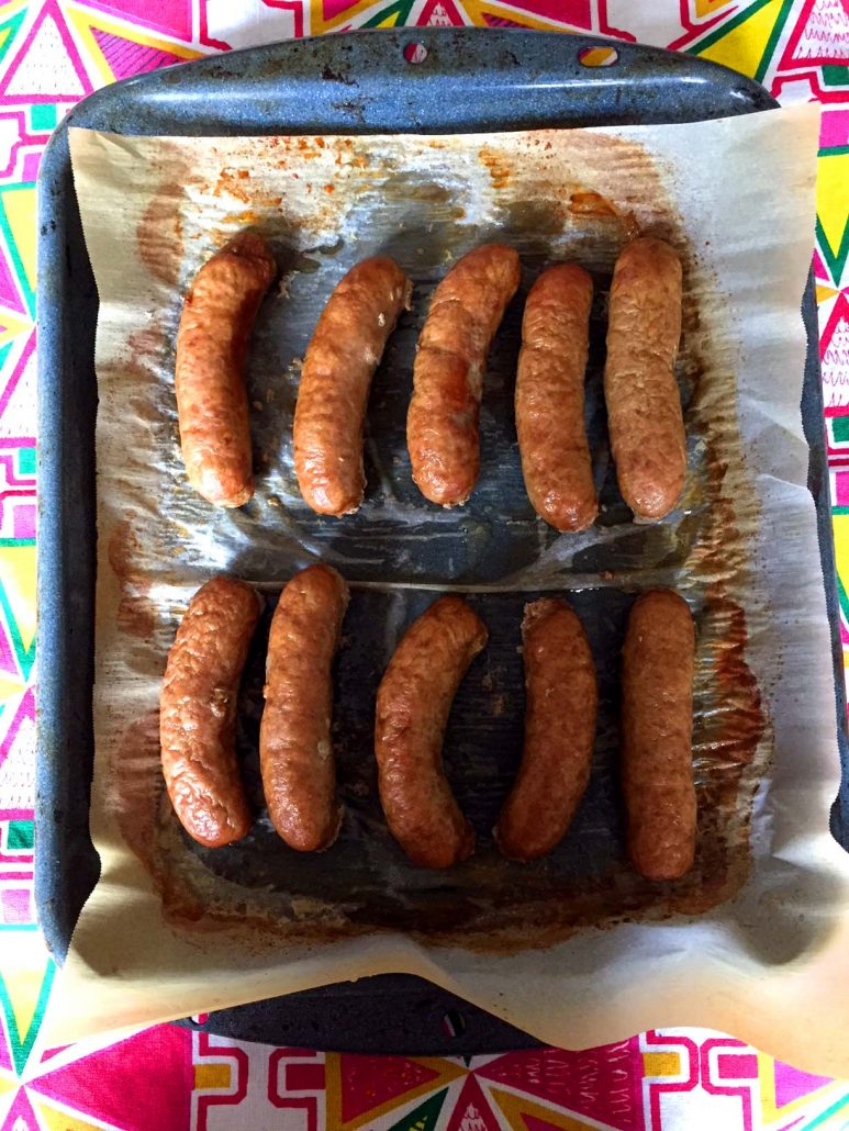 How To Make Baked Italian Sausages