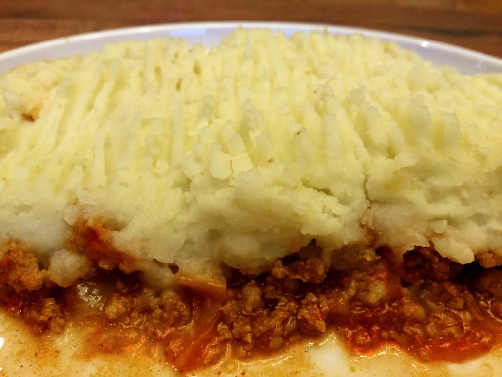 How To Make Shepherd's Pie