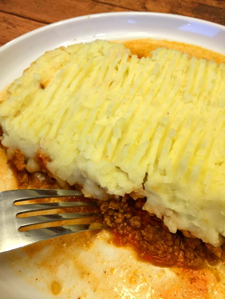 Shepherd's Pie Origin And Recipe