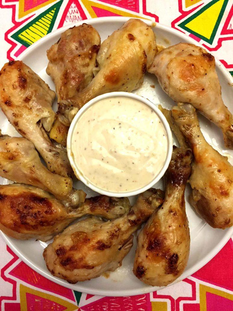 Caesar Chicken Legs