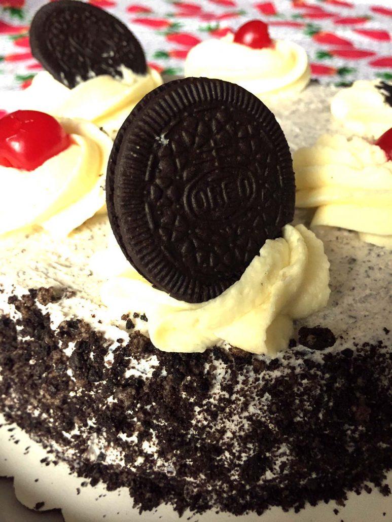 How To Make Oreo Cookies And Cream Cake
