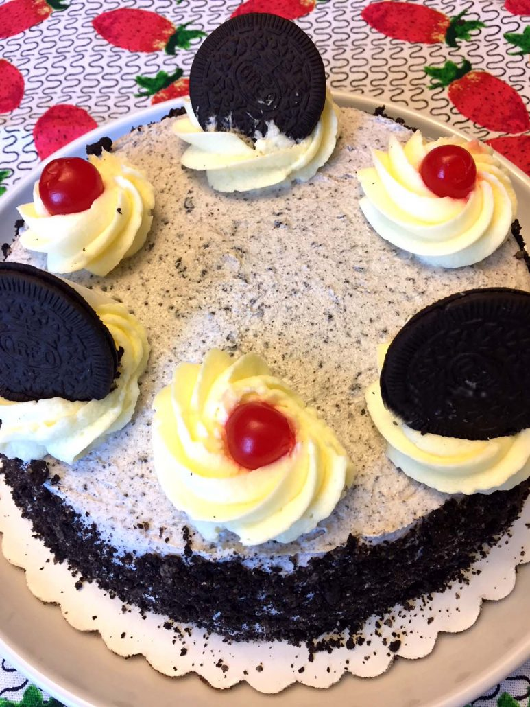 Oreo Cookies And Cream Cake Recipe
