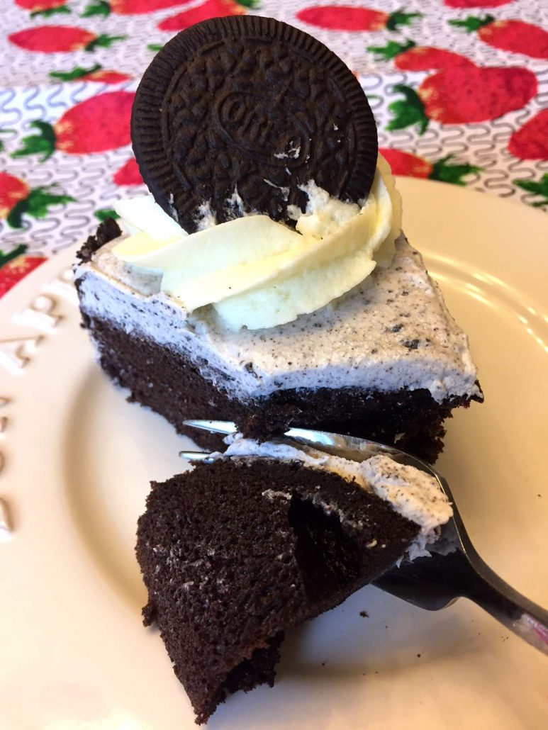 Cookies And Cream Oreo Cake Recipe