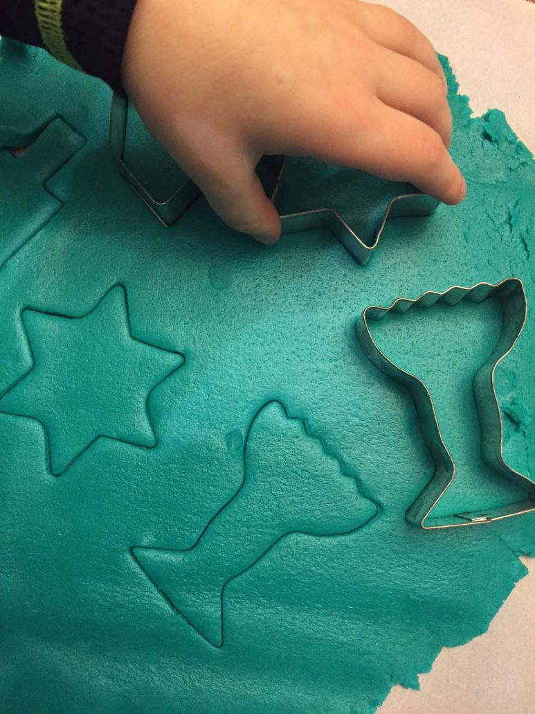 How To Make Hanukkah Cookies