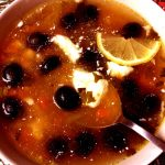 Russian Olive Soup Solyanka Recipe