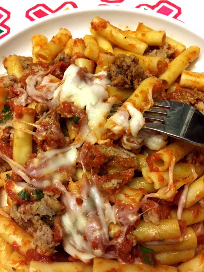Ground Meat One Pot Pasta Recipe - So Easy!
