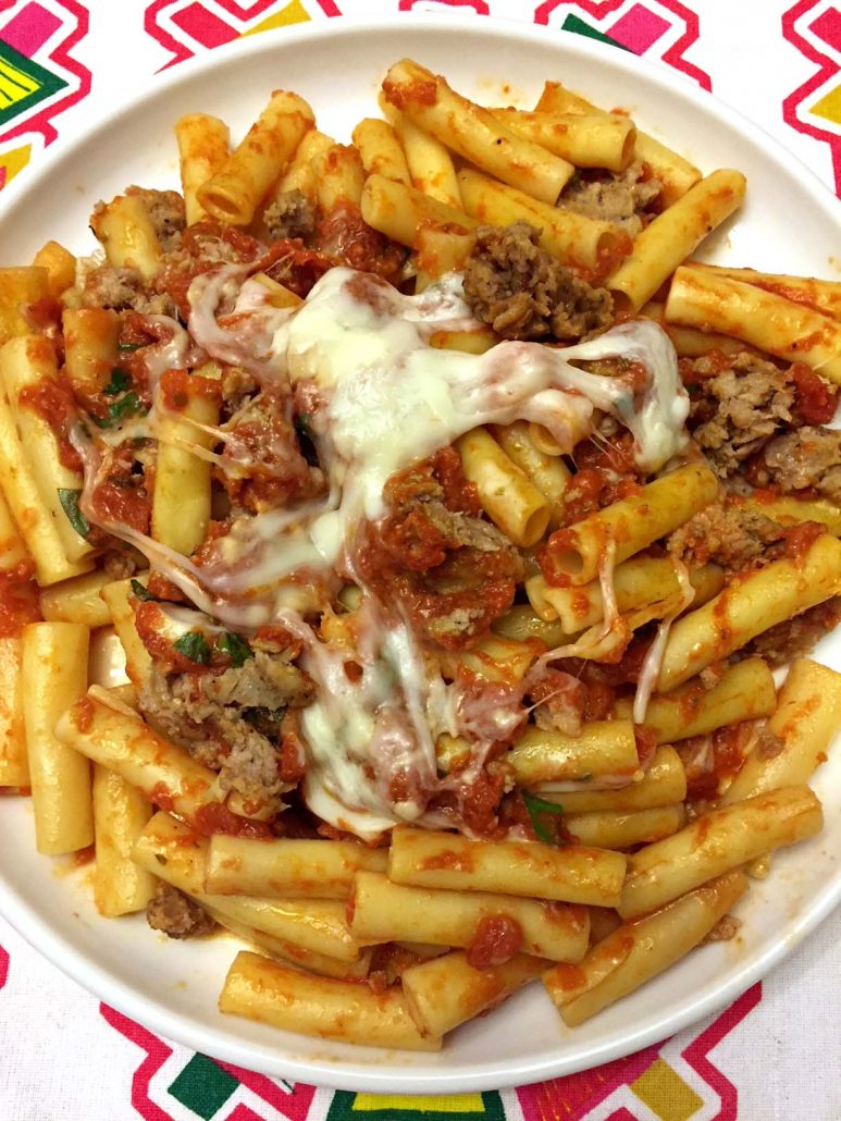 How To Make One Pot Pasta With Ground Meat