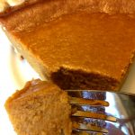 Easy Pumpkin Pie Recipe With Sweetened Condensed Milk