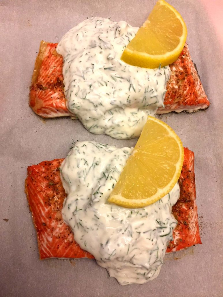 How To Make Easy Baked Salmon