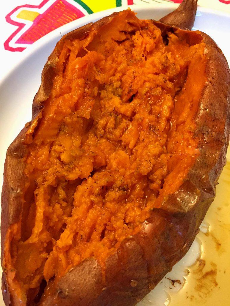 Perfect Oven Baked Sweet Potatoes Recipe – Melanie Cooks