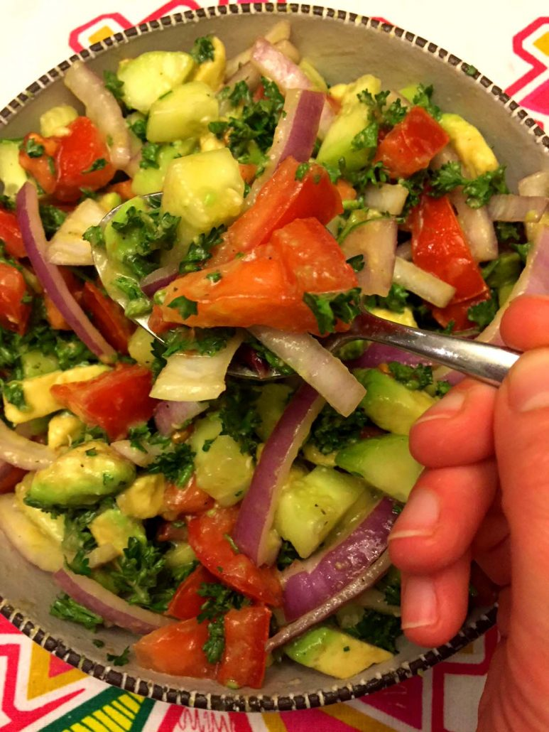 Healthy Salad Recipe Without Lettuce