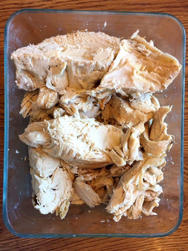 Leftover Turkey Breast