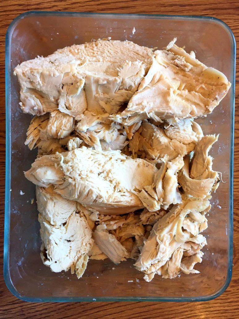 Leftover Turkey Breast